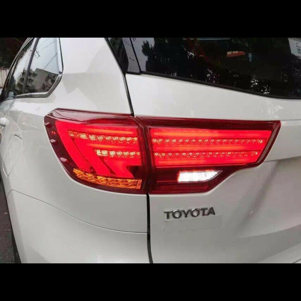 bmw style led tail lights rear lamps tail lamps for toyota. Black Bedroom Furniture Sets. Home Design Ideas