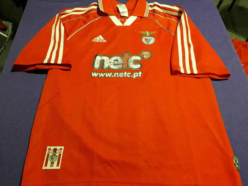old soccer Jersey camiseta Benfica - Portugal  77b128426