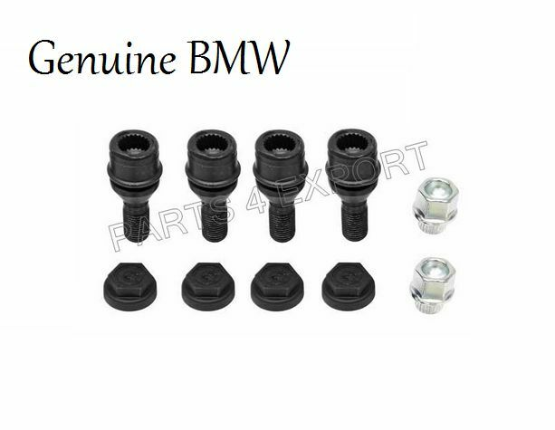 how to find wheel lock key code for bmw