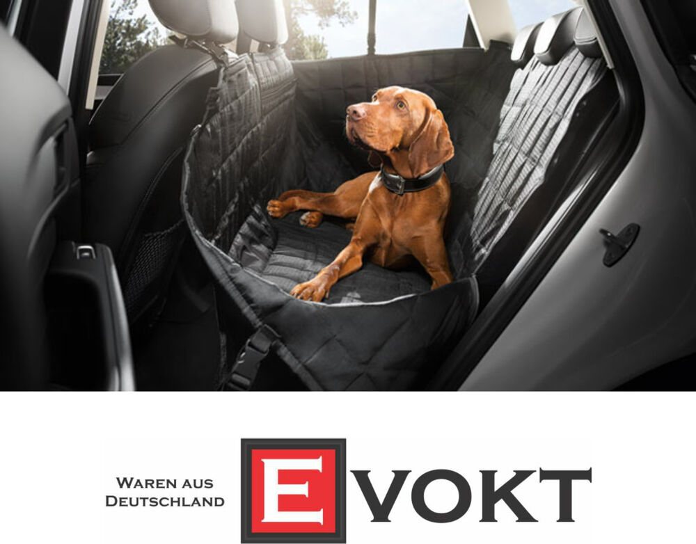 Audi Rear Seat Protection Cover For Dog Amp Car Lovers