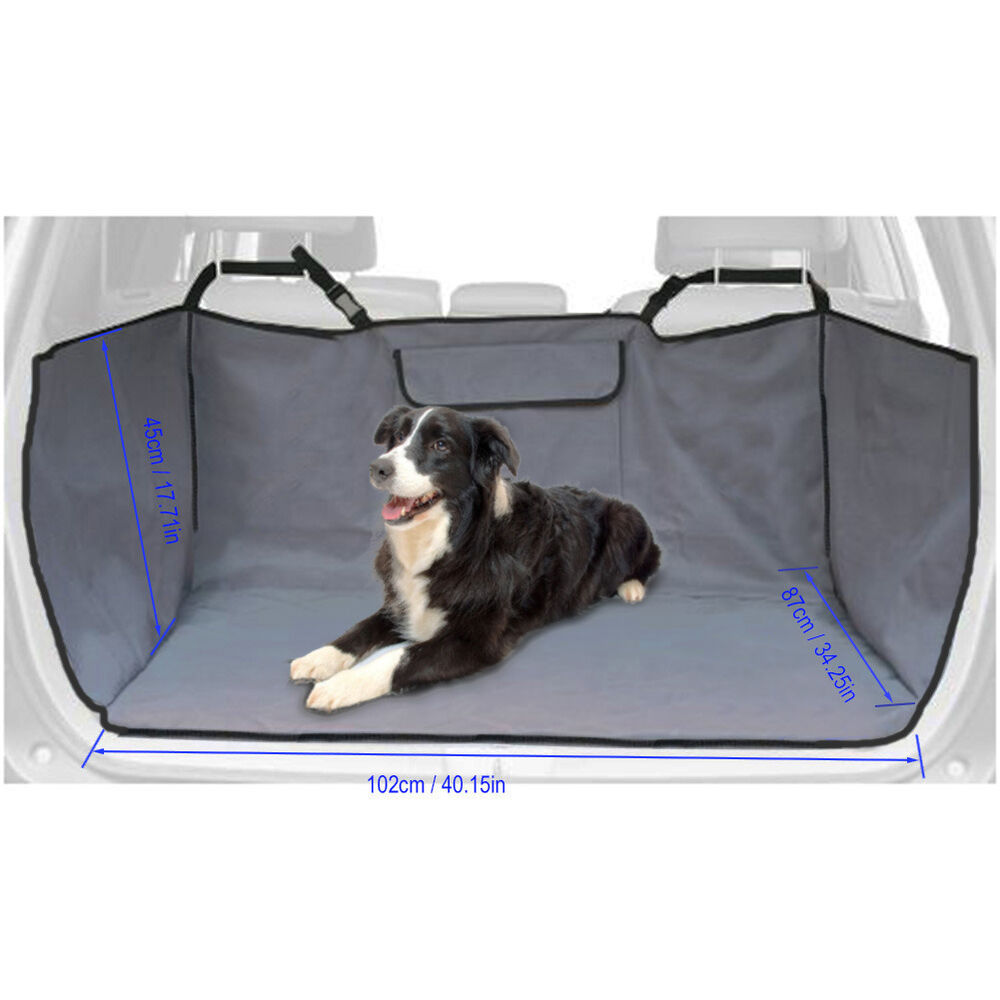 Fuloon Waterproof Dog Cat Pet Suv Car Mat Protector Cover