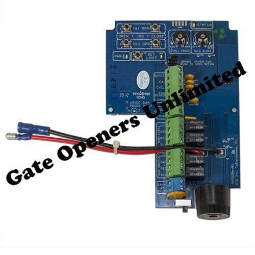 Mighty Mule Fm362 D R4722 Replacement Control Board For