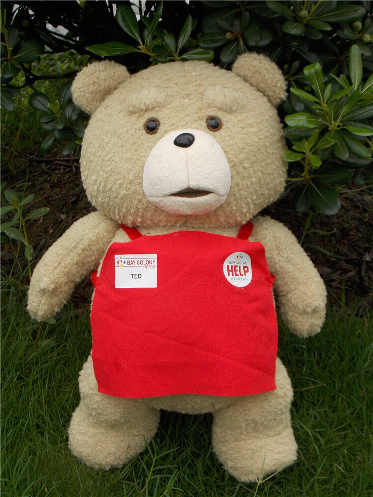 Toys For Ted : Ted movie quot cm the bear plush doll soft toys