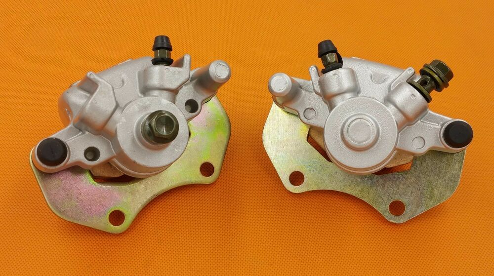 Max Advanced Brakes >> New Front Brake Caliper Set For Bombardier Can Am ...