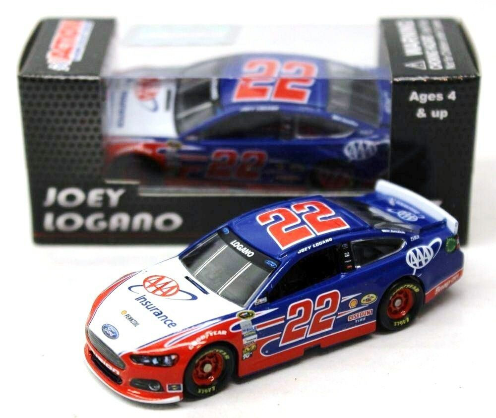 Joey Logano 2014 ACTION 1:64 #22 AAA Insurance Ford Fusion