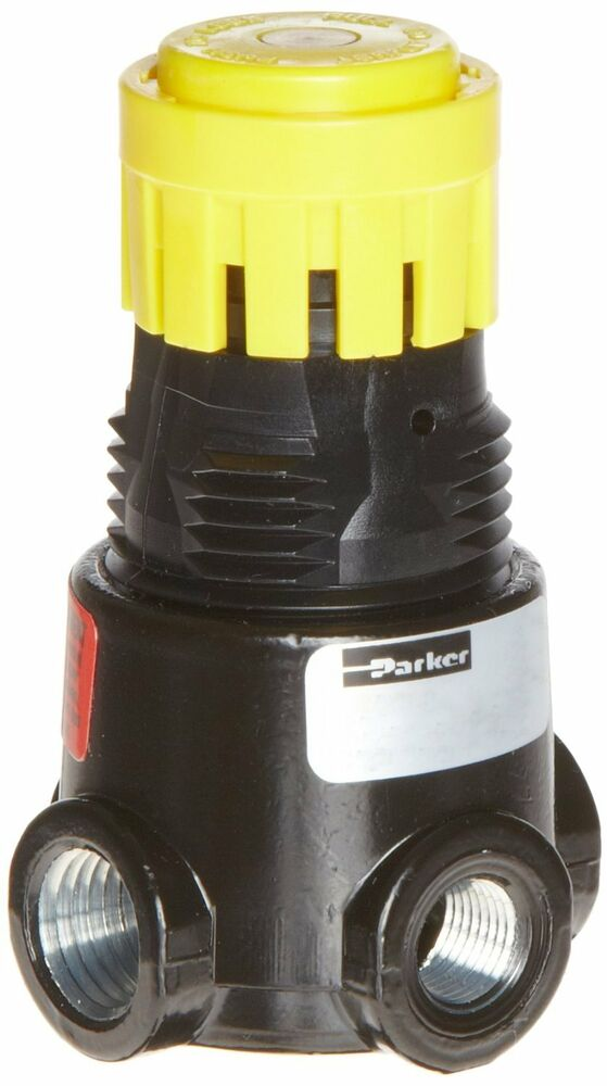 New Parker 14r013fc Miniature Air Pressure Relief