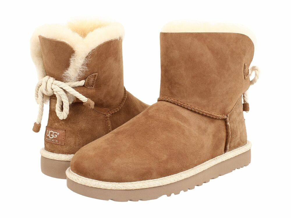 100% Authentic UGG Girls Selene Boots Size 12 Toddler (29 ...