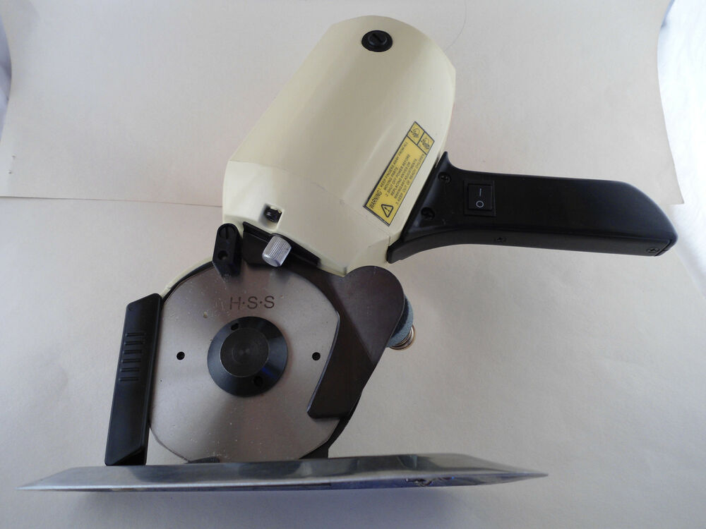 Electric Cloth Cutter Fabric Cutting Machine 4 034 Blade ...