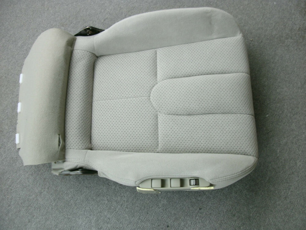 Coverking Seat Covers >> 87350-AM810 Left Front Seat Cushion Assembly - Infiniti G35 OEM | eBay