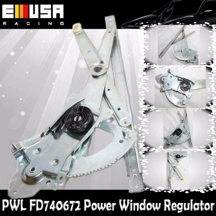 Front right passenger window regulator for ford 01 05 for 2002 ford explorer right rear window regulator