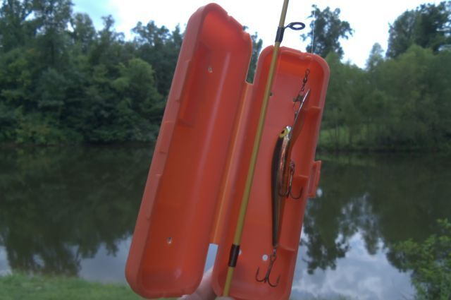 5 The Protector Fishing Lure Case Wrap No Tangled