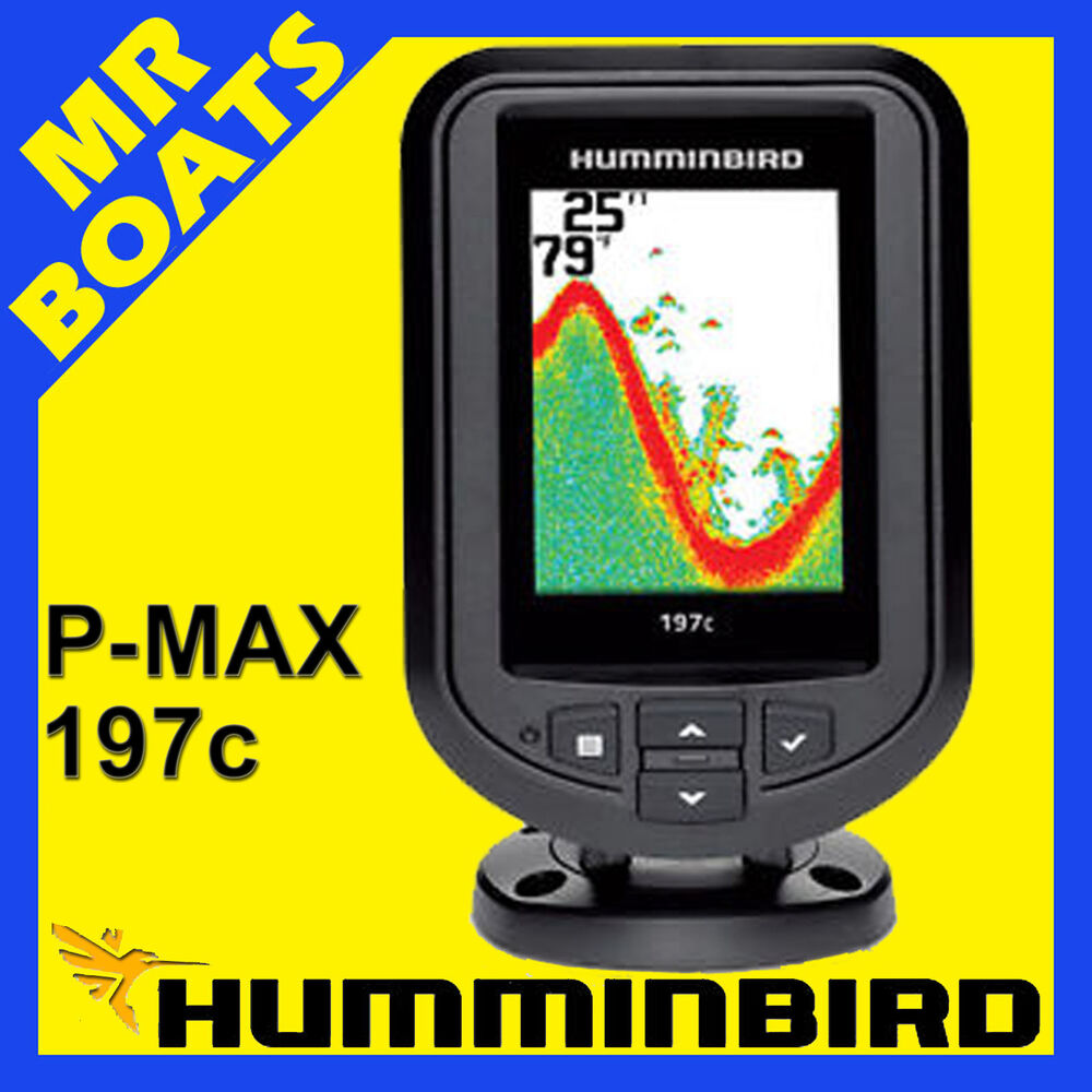 humminbird boat parts and accessories | ebay, Fish Finder