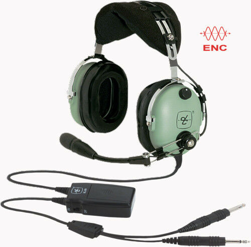 David Clark Model H10-13X ENC Aviation Headset
