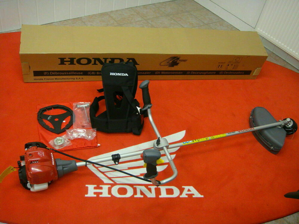 honda umk 425 ue et freischneider motorsense trimmer umk425 4 takt motor ebay. Black Bedroom Furniture Sets. Home Design Ideas