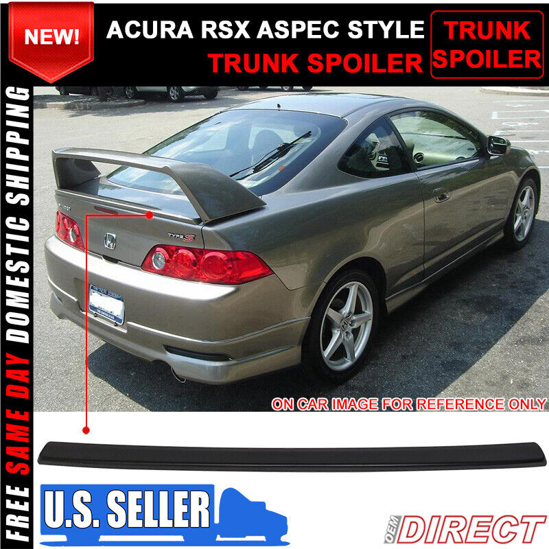 02 03 04 05 06 Acura RSX DC5 Aspec Mini Decklid For Type R