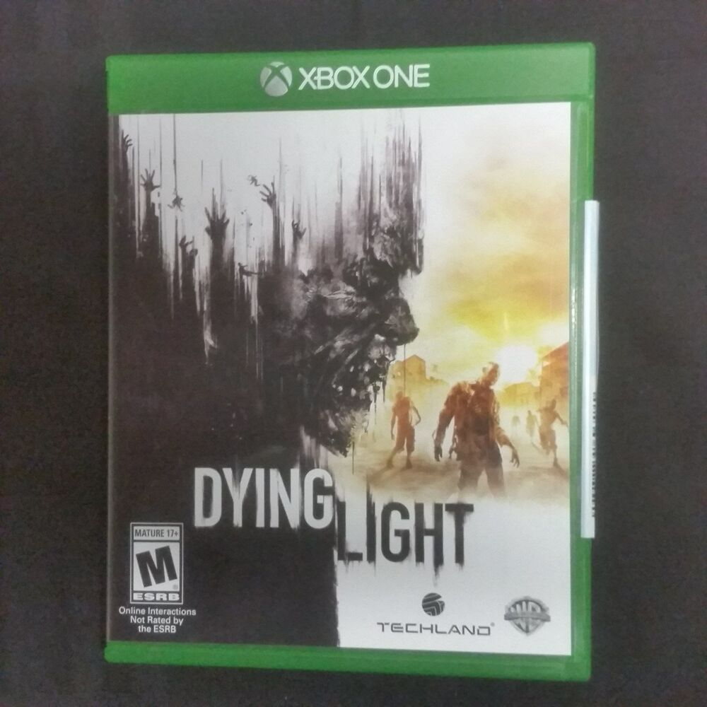 Dying light xbox one : Bartlesville food