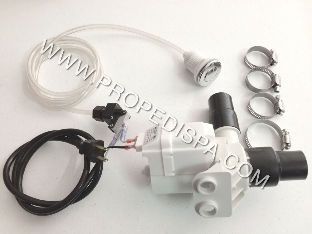 Complete Set Power Drain Discharge Pump Motor For