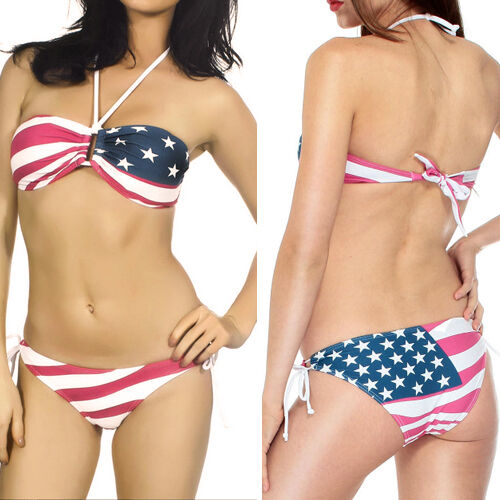 ZXZY Women America Flag Split Two Pieces Bathing Suit. Sold by Nlife. $ $ Red skirt, Mini Bag and Beach Towel - Doll Bathing Suit Series American G. Sold by Ami Ventures Inc. $ $ Children's Park Avenue Little Boys Black Red Blue American Flag Suit Print Short Sleeve T-Shirt 2T Sold by Sophias Style Boutique Inc. $