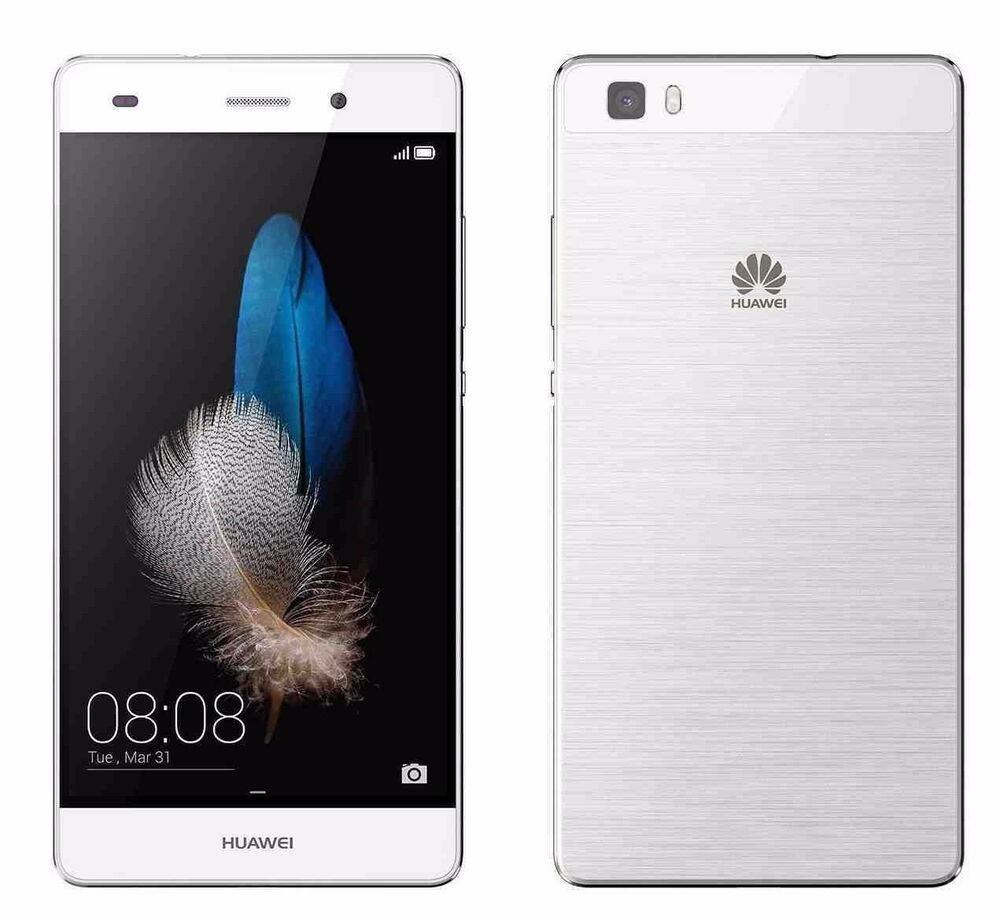 huawei p8 lite white ale l21 factory unlocked 5 0 ips 16gb 2gb ram dual sim 602565264585 ebay. Black Bedroom Furniture Sets. Home Design Ideas