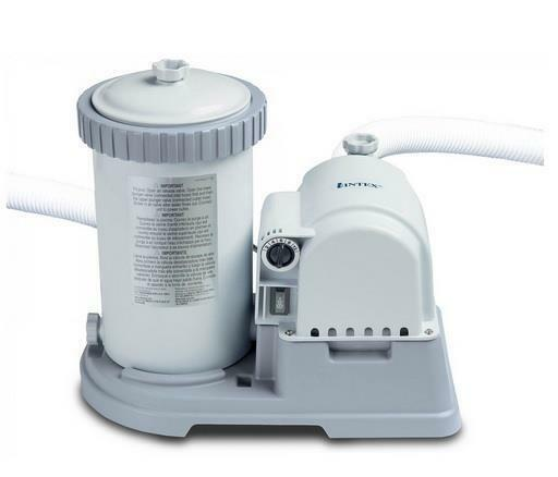 Intex 2500 Gallon Filter Swimming Pool Water Pump Brand New Free Shipping Ebay