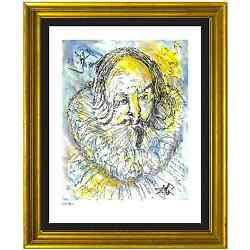 Kyпить Salvador Dali Signed & Hand-Numbered Ltd Ed