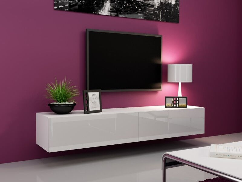tv board rack fernsehschrank lowboard h ngeschrank. Black Bedroom Furniture Sets. Home Design Ideas