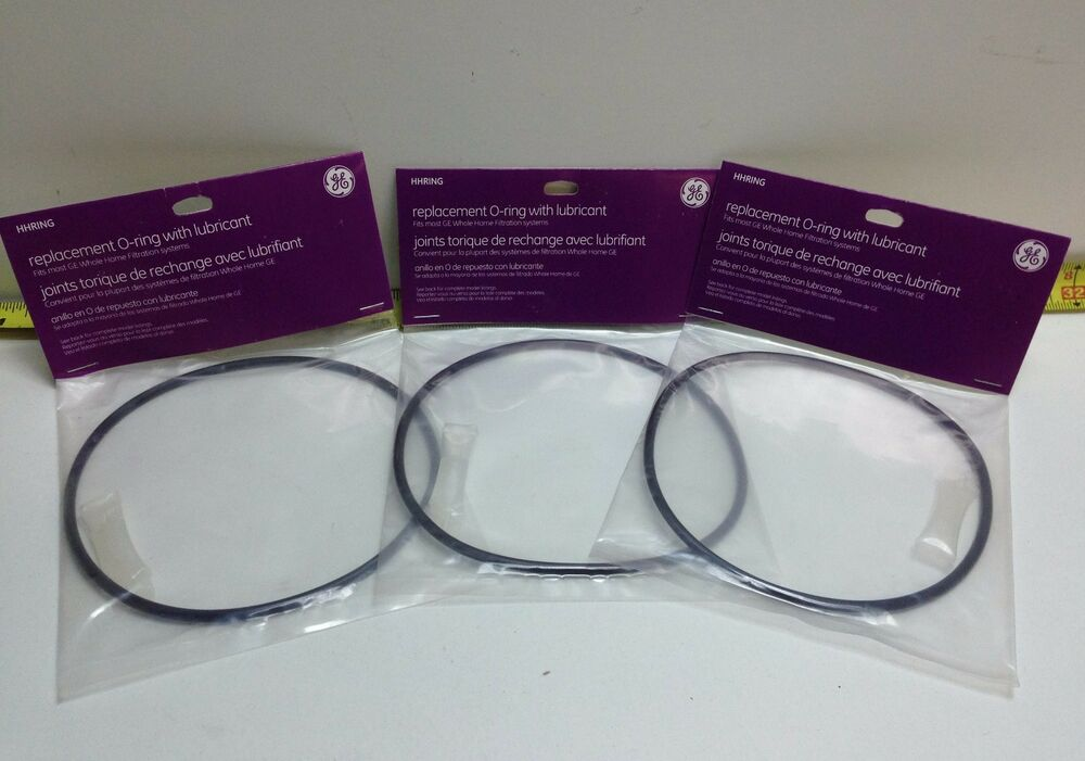3 Hhring Genuine Ge Water Home Filtration Replacement O