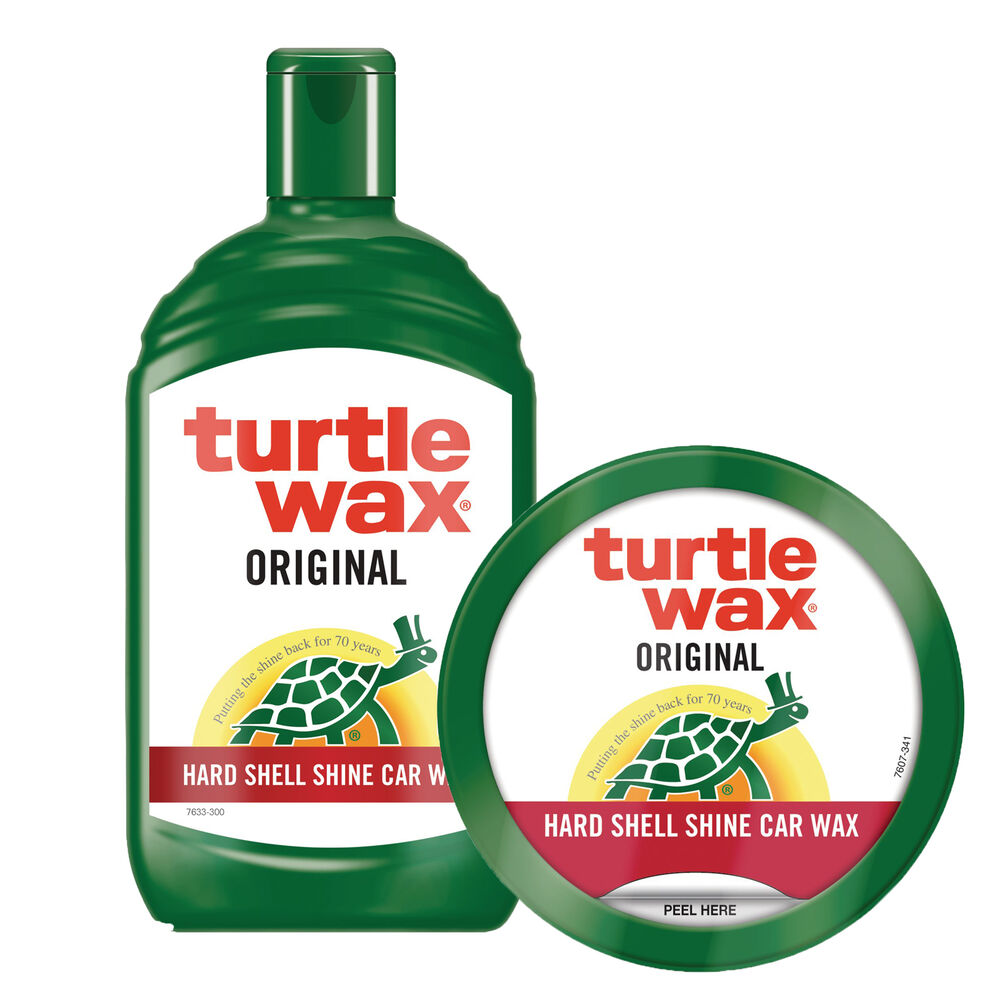 turtle wax original paste liquid car polish wax hard. Black Bedroom Furniture Sets. Home Design Ideas