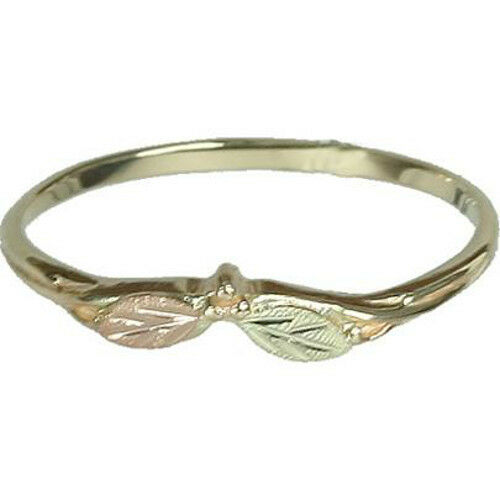 black gold womens ring whole half size 3 4 5