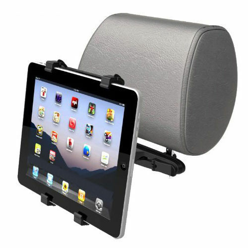 Universal In Car Headrest Back Seat Holder Mount For IPad