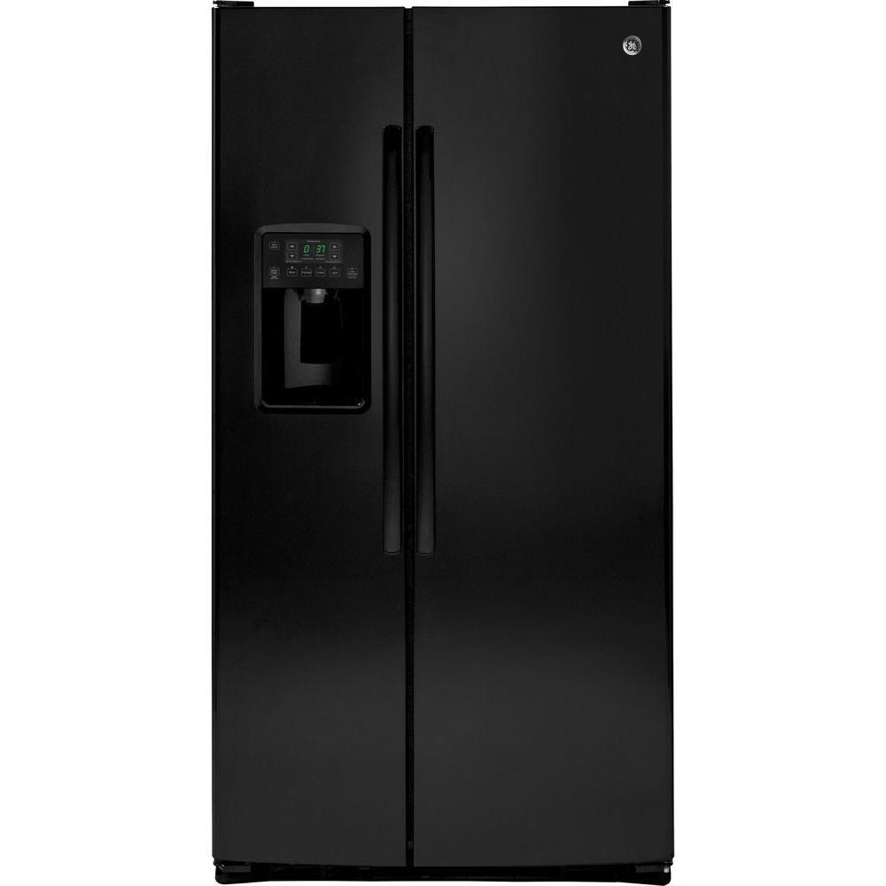 Ge Refrigerator Touch Up Paint High Gloss Black Ebay