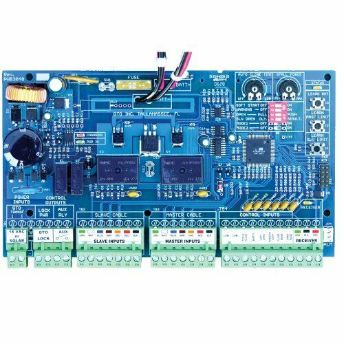 Gto Mighty Mule Pro3040pcb Replacement Control Board For