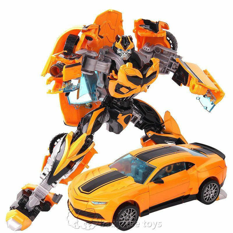Action Toys For Boys : New transformers human alliance bumblebee action figure