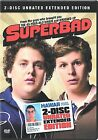 Superbad (DVD, 2007, 2-Disc Set, Special Edition; Unrated; Extended Cut)