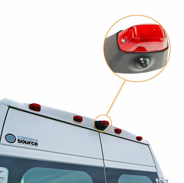 ram promaster rear view backup camera ebay. Black Bedroom Furniture Sets. Home Design Ideas