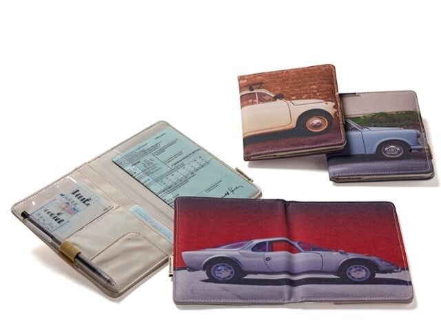 Drivers Wallet Document Holder Case Driving License Car