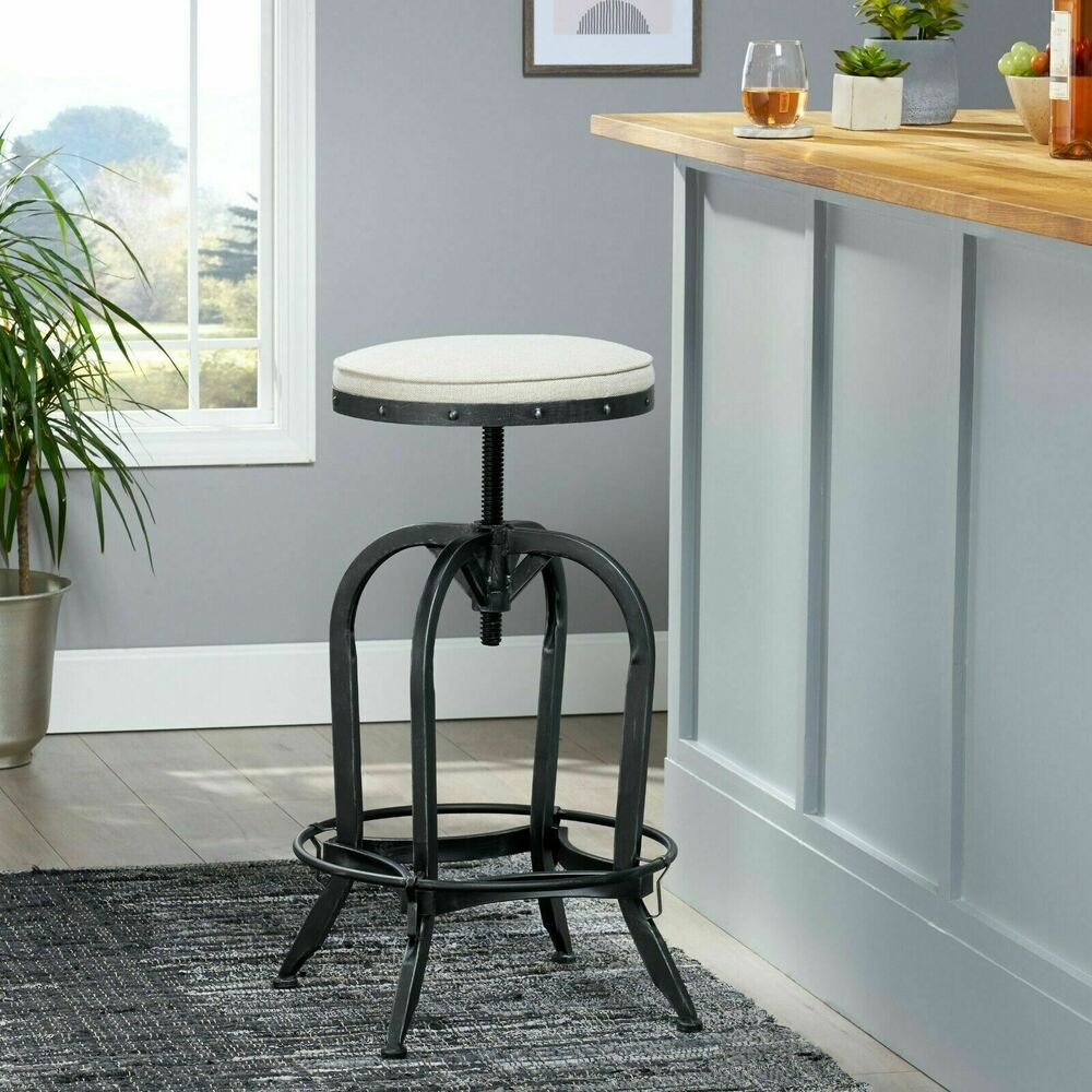 Denise Austin Home Brixton Industrial Design Adjustable