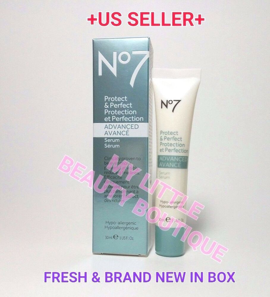 no7 protect & perfect intense advanced serum ingredients