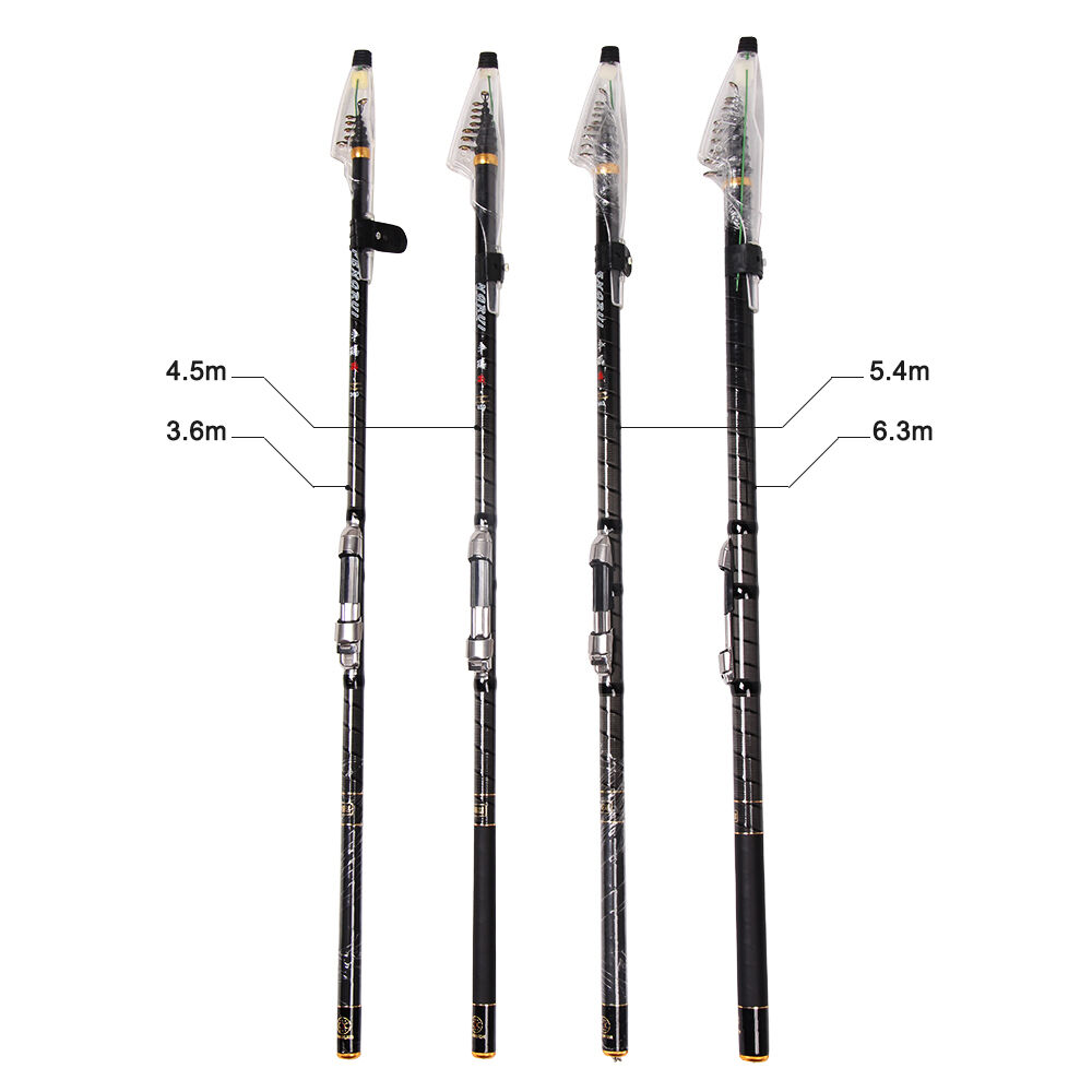 Portable telescopic fishing rod sea for Telescoping fishing pole