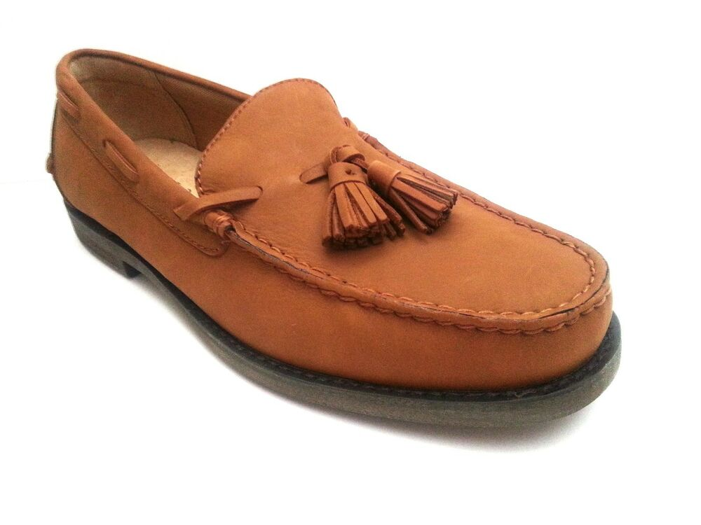 polo ralph quot s kraig leather slip on shoes ebay