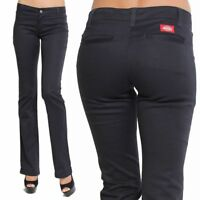 NEW DICKIES GIRLS BLACK PANTS N882 THE WORKER NWT WITH TAGS  WOMENS POCKET