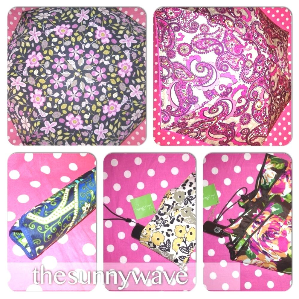 Vera Bradley Umbrella Choose The Color And Pattern Just
