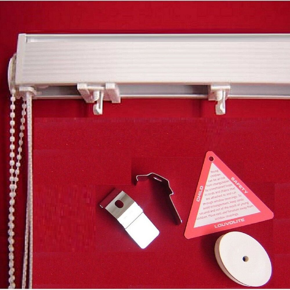Vertical Blind Headrail Track Rail Any Length Up To 4ft