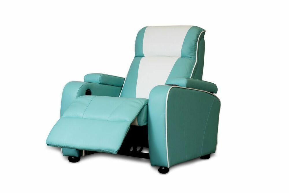 retro movie theatre chair home cinema seating sofa trq single ebay