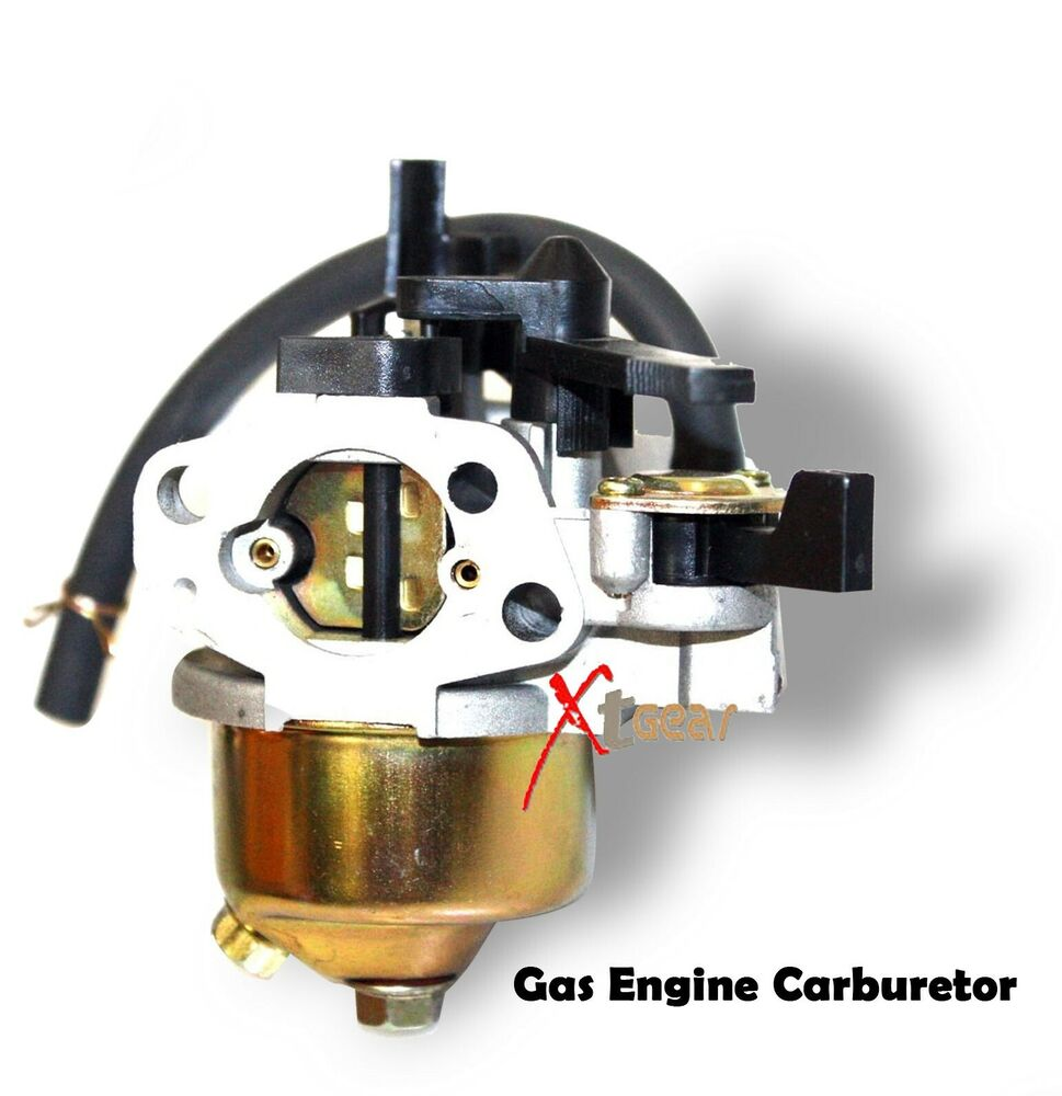 Gas Engine Carburetor For 5 5hp 6 5hp 196cc Loncin G200f