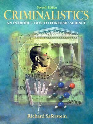 criminalistics an introduction to forensic science 11th edition