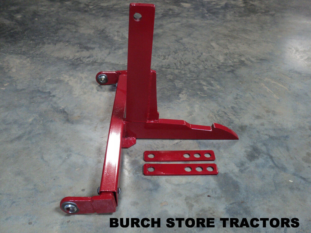 Farmall Hitch Leveling Bar : New farmall point fast hitch to conversion