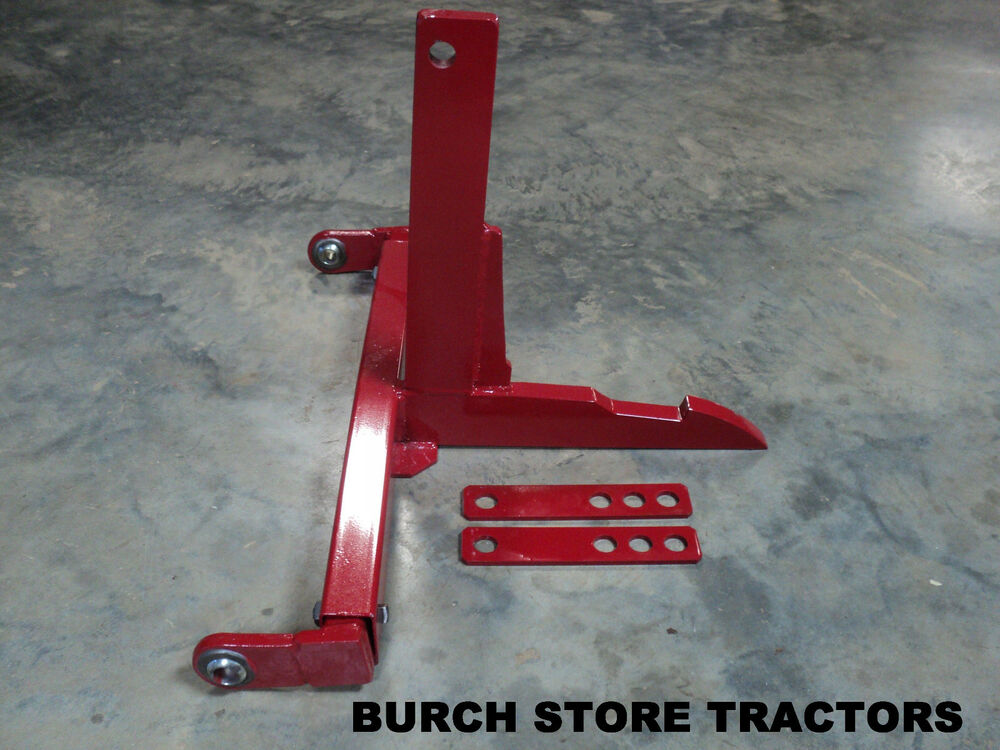 Tractor 3 Point Hitch Conversions : New farmall point fast hitch to conversion