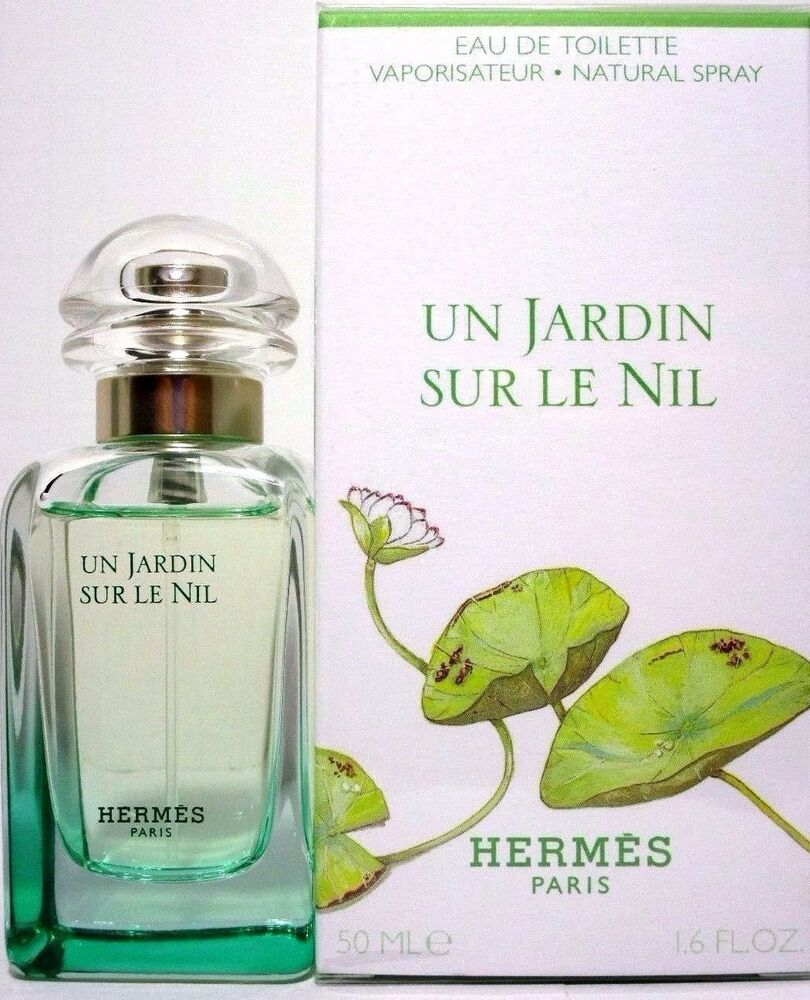 hermes un jardin sur le nil eau de toilette spray unisex 1. Black Bedroom Furniture Sets. Home Design Ideas