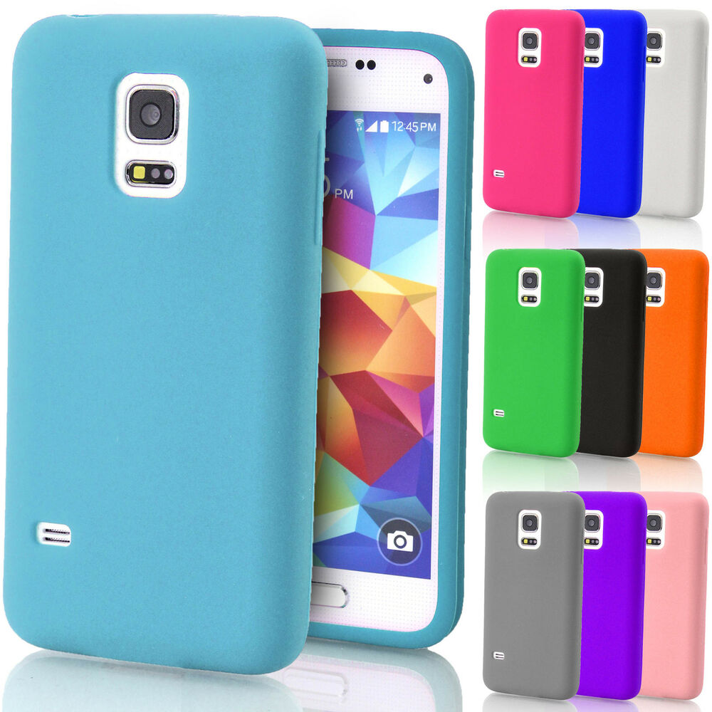 soft silicone case gel rubber cover skin for samsung galaxy s3 s4 s5 mini s6 s7 ebay. Black Bedroom Furniture Sets. Home Design Ideas